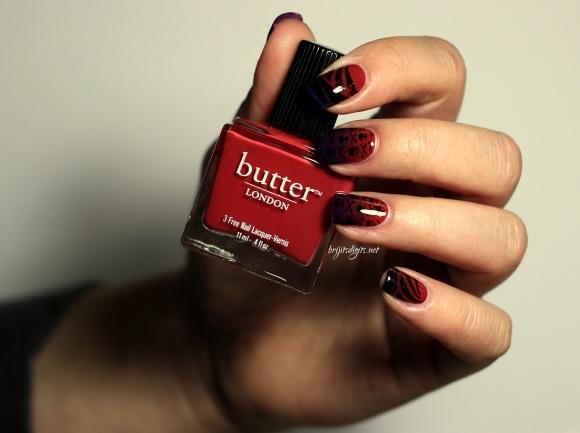 Butter London Bramble Blowing Raspberries -001