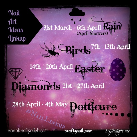 Nail Art Ideas Linkup April 2014 480