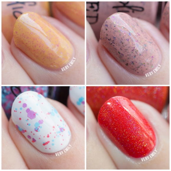 spring 15 - swatches collage